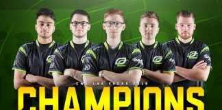 Optic Gaming Logró la victoria en la CWL Las Vegas