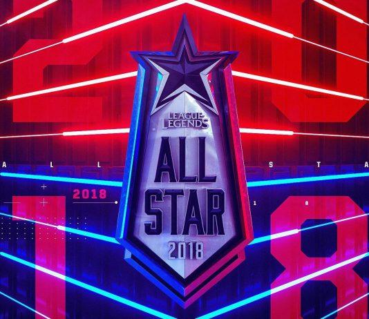 All Star 2018 League Of Legends