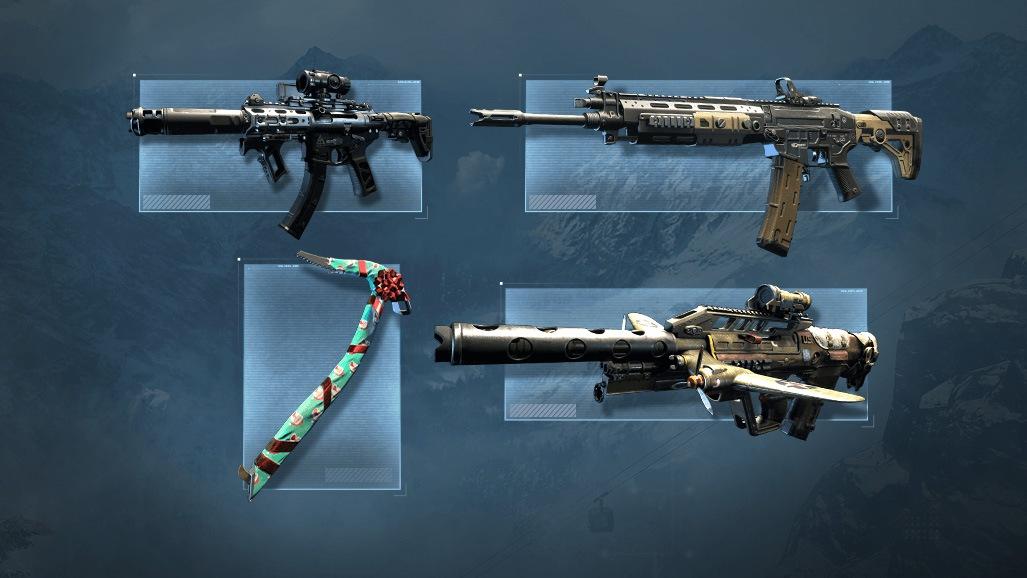 Las nuevas armas que podremos encontrar en Black Ops 4