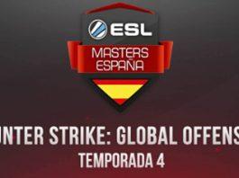 La cuarta temporada de la ESL Masters España de CSGO en datos