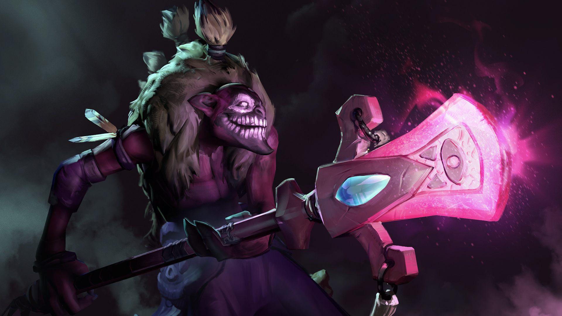 Dazzle, uno de los personajes nerfeados en el parche 7.20e de Dota2