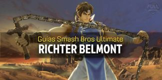 Guía Smash Bros Ultimate - Richter Belmont