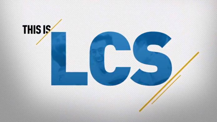 LCS League Of Legends 2019