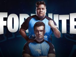 Equipo de Fortnite de Movistar Riders