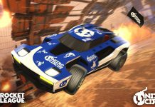 Rocket League Nitro Circus