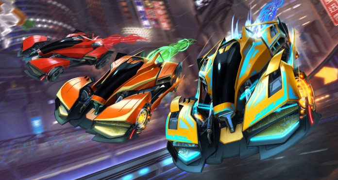 Rocket Pass 2 de Rocket League