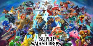 Smash Bros Ultimate Front