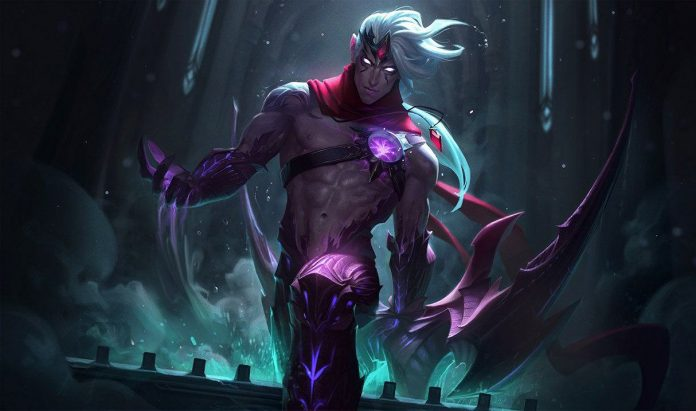 Varus League Of Legends ADC