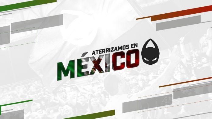 x6tence llega a México con equipo de League Of Legends