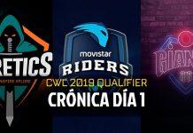 Primer día del Qualifier a CWL 2019 - CoD Black Ops 4