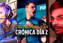 Segundo día del Qualifier a CWL 2019 - CoD Black Ops 4