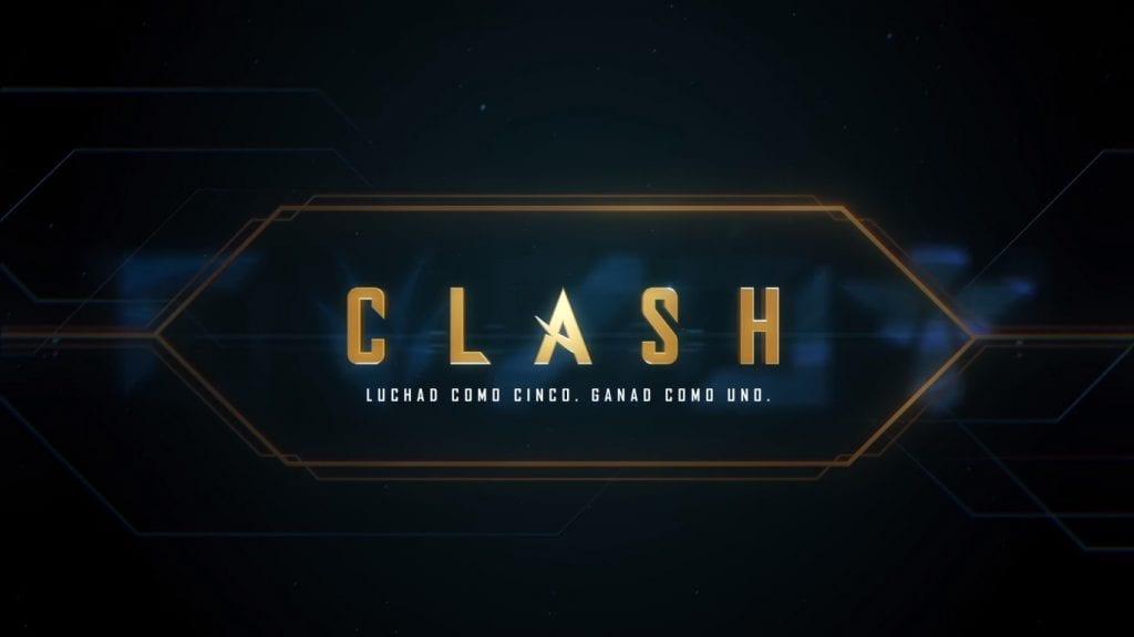 Clash, splashart