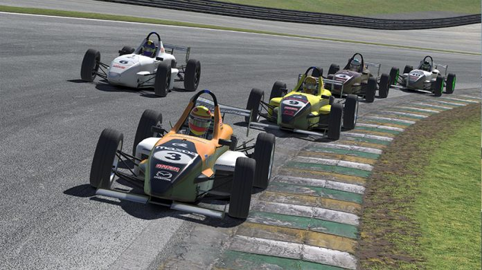 #iRacing: Skip Barber Race Series en Mid-Ohio
