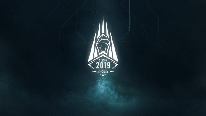 La nueva temporada clasificatoria de League of Legends 2019
