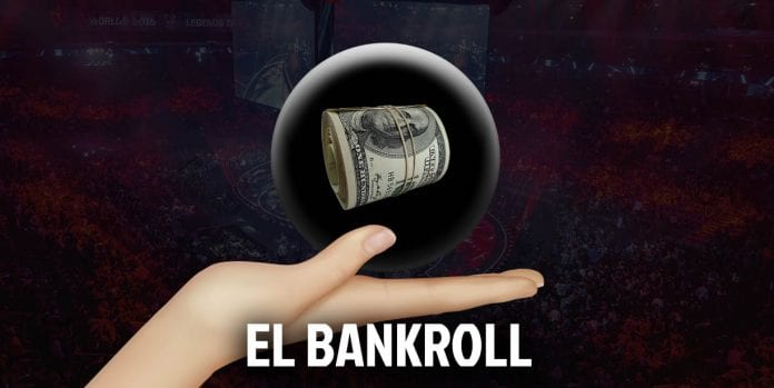 Introducción a las apuestas de eSports: El Bankroll