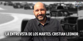 La entrevista de los martes: Cristian Leonor