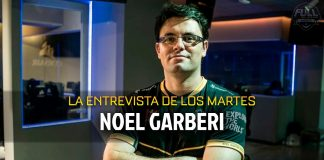 Entrevista Noel Garberi