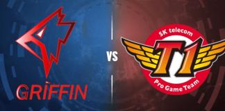 Griffin vs SK Telecom T1