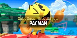 Guía Smash Bros Ultimate – PacMan