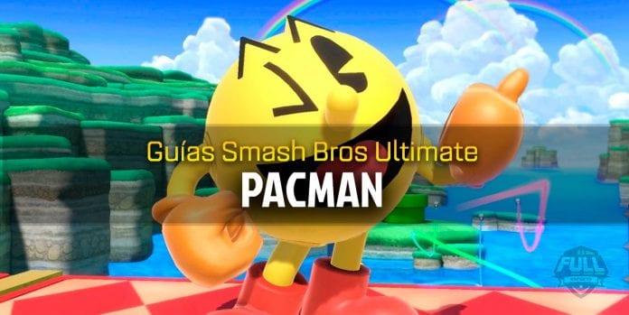 Guía Smash Bros Ultimate – PacMan