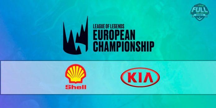 Shell y Kia patrocinarán la LEC de League Of Legends