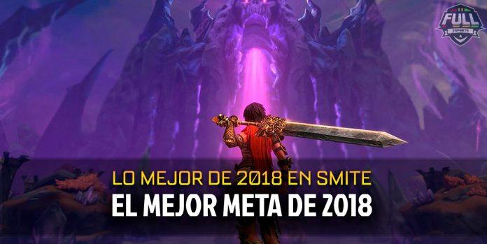 Lo mejor de 2018: El mejor meta de Smite este año
