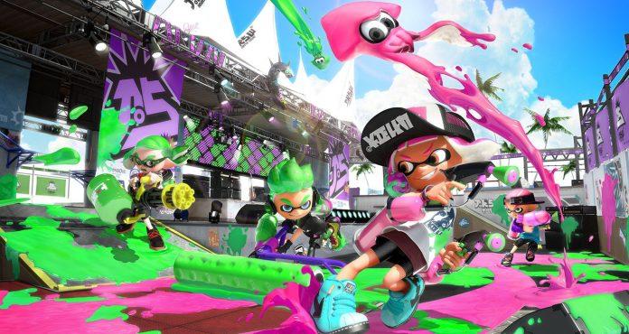 Splatoon 2 tiene web oficial de torneos de Nintendo