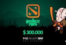 Ha dado comienzo el The Bucharest Minor de Dota 2