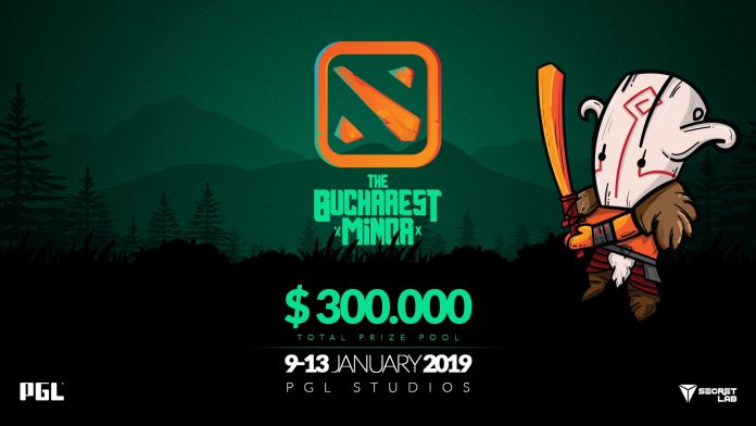 Ha dado comienzo el The Bucharest Minor de Dota 2