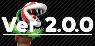 Llega la planta piraña con la versión 2.0.0 de Smash Bros Ultimate