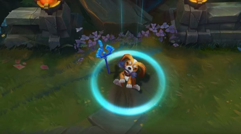Perro en League of Legends