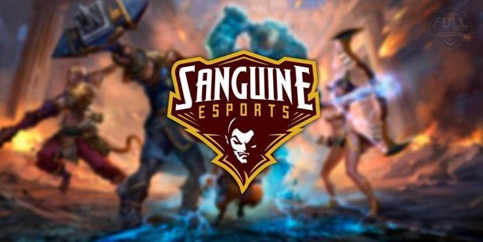 Sanguine Esports ficha un equipo latinoamericano para la SML