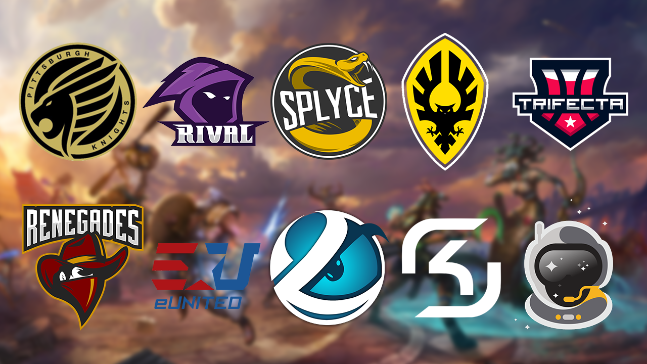 Smite Team Rosters