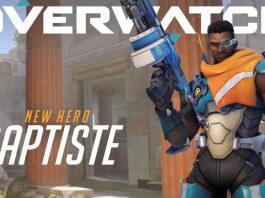 Baptiste, nuevo héroe de Overwatch