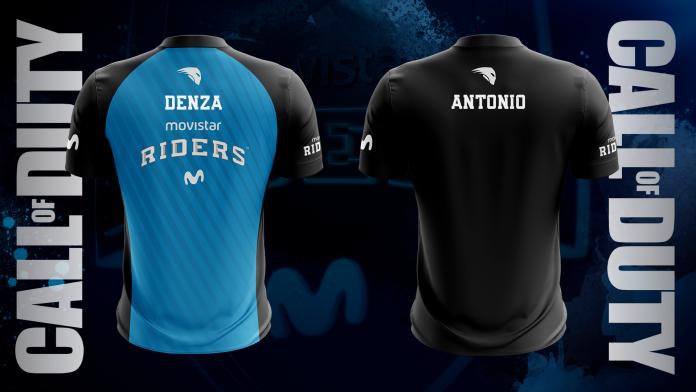 Denza y Antonio Llovo se unen a Riders