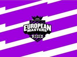 European Masters 2019 logo.