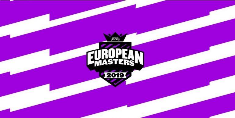 European Masters 2019 logo