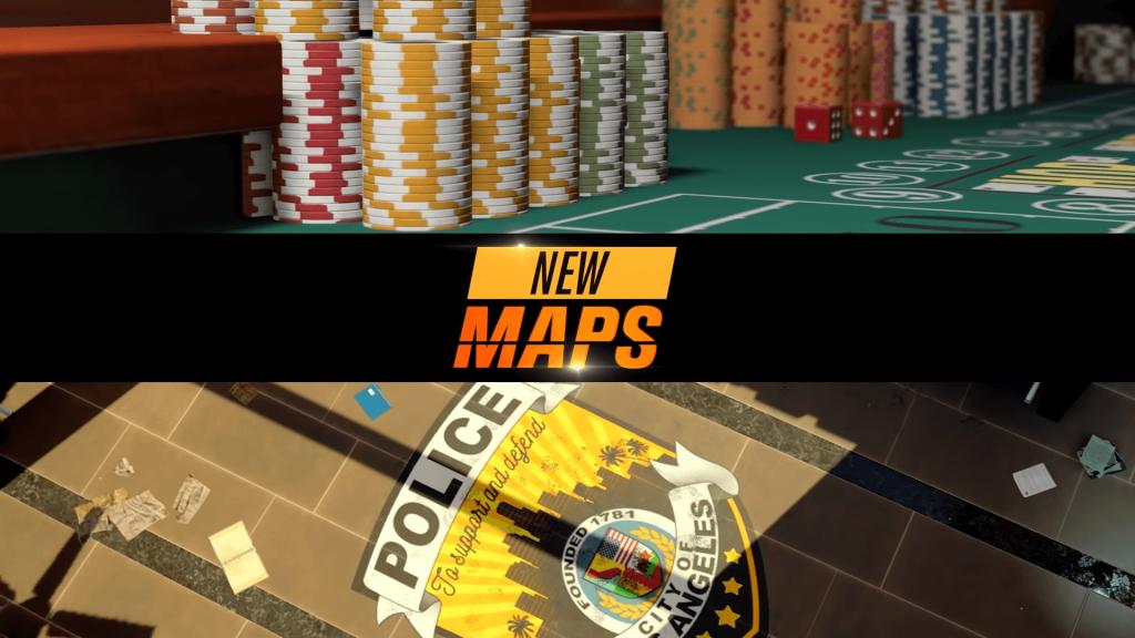 Nuevos mapas CoD Black Ops 4