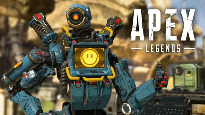 Portada Apex Legends