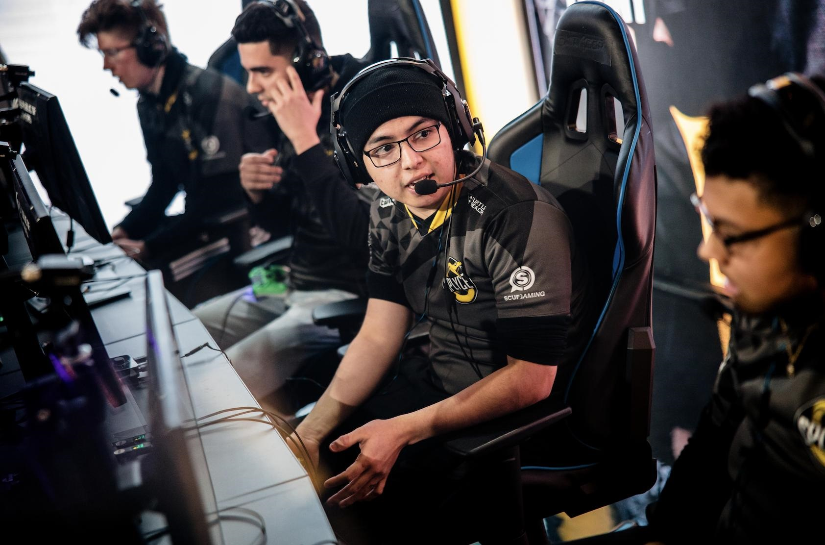 Splyce roster Pro League