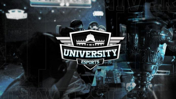 Logo University esports