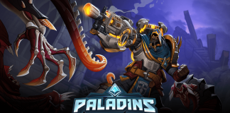 Future's End, parche 2.03 de Paladins