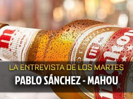 La entrevista de los martes: Pablo Sánchez, Consumer Marketing Director de Mahou