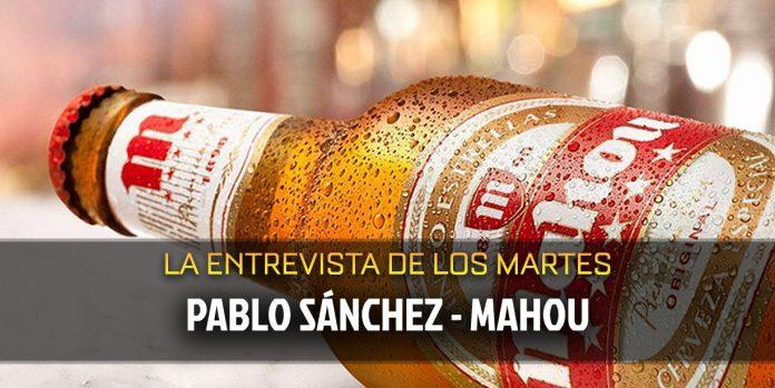 La entrevista de los martes: Pablo Sánchez, Consumer Marketing Director de Mahou