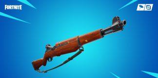 Fusil de infantería en Fortnite