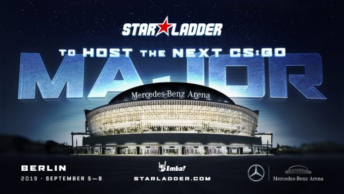 Starladder Major de CSGO en Berlín, 2019