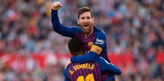 Messi lidera el TOTW 24 de Ultimate Team en FIFA 19