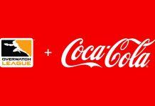 Coca-Cola, nuevo patrocinador de la Overwatch League