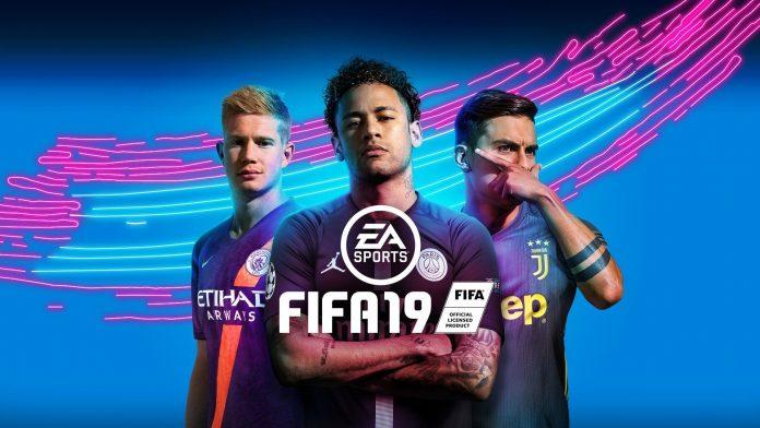EA quita a Cristiano Ronaldo de la portada de FIFA 19