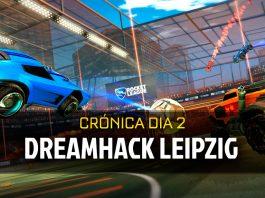 DreamHack Leipzig día 2: pocas sopresas y grandes partidos